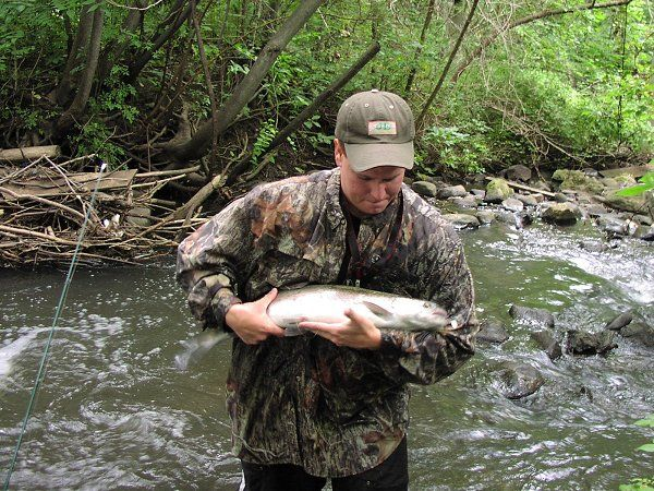 Chicago fishing reports chicago fishing forums view for Southwest michigan fishing report