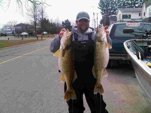 Chicago fishing reports chicago fishing forums view for Niagara river fishing report