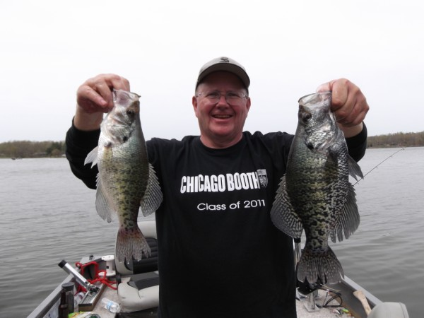 Chicago fishing reports chicago fishing forums view for Ky lake fishing reports